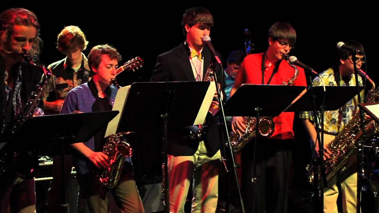 "UNCA's Saxophone Quintet Performs ""Black Narcissus"""