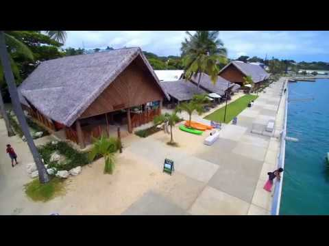 Vanuatu Tourism Infrastructure Project
