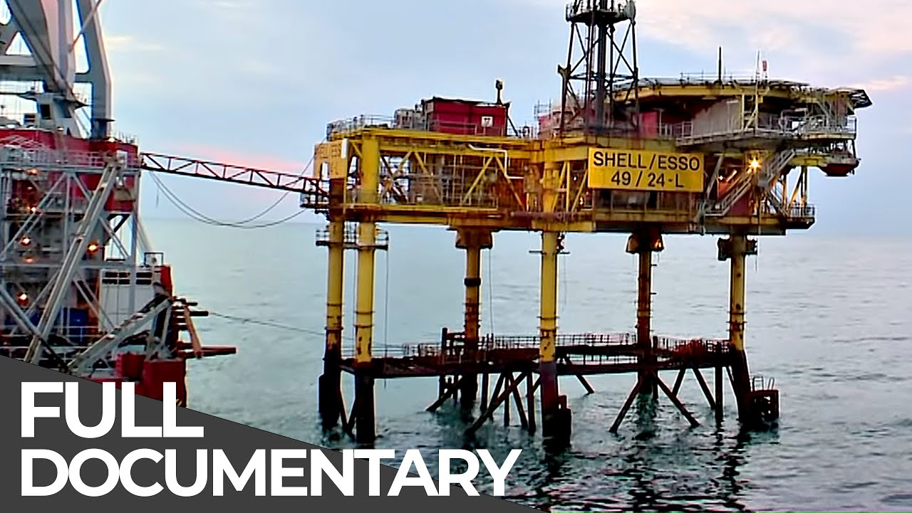 Giant Gas Rig | Engineering Giants | Free Documentary