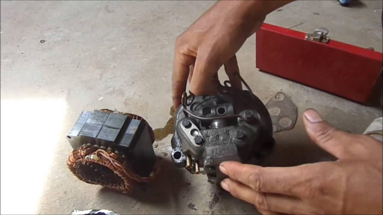 dc34e4beb96 Motor de Geladeira o que aproveitar - ideias !!! Mirabolantes !!! - YouTube