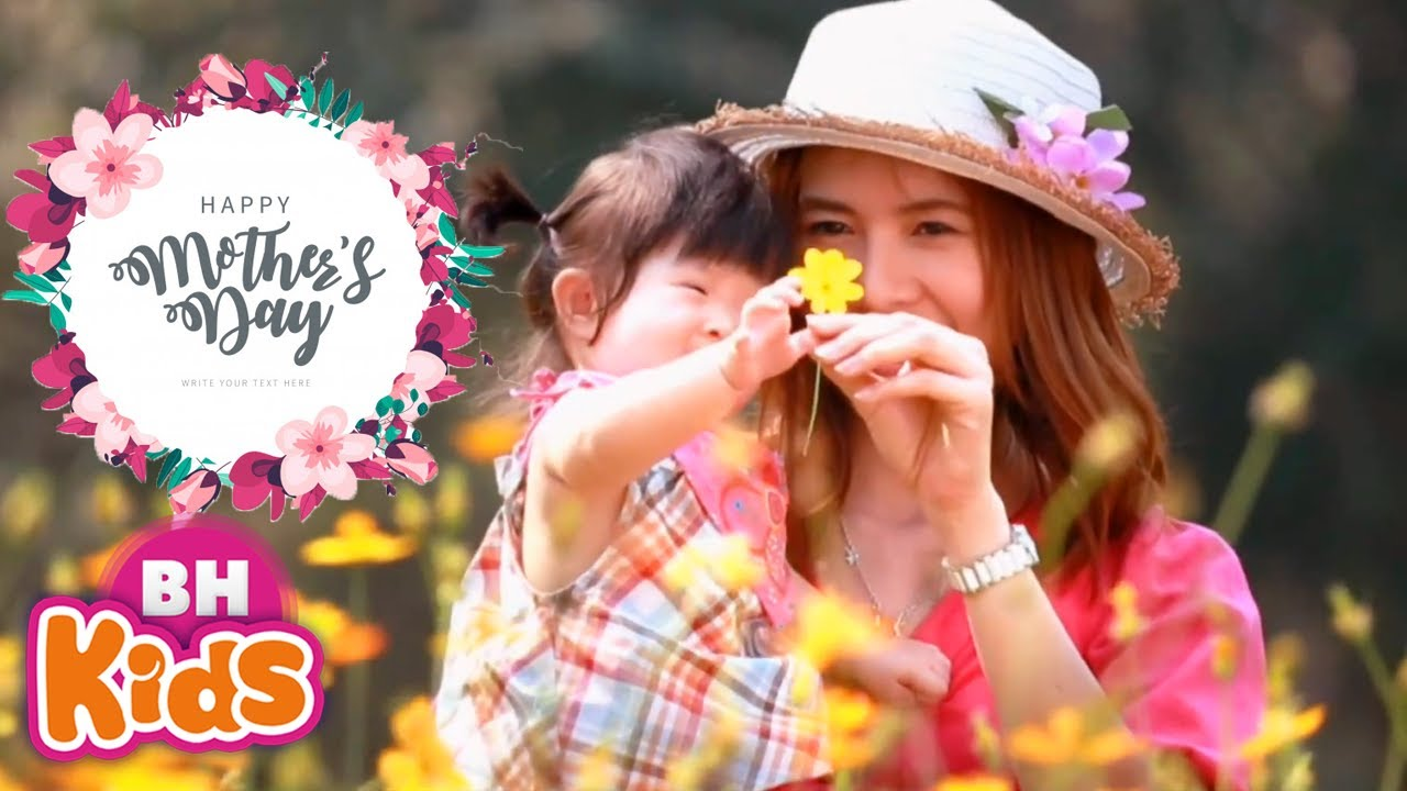 "Mothers Day - Best collection of mother's songs ""Happy Mother's Day with Love"""