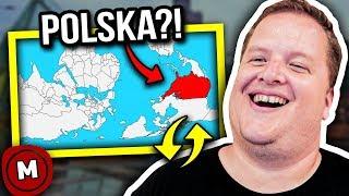"""OBRÓCILIŚMY MAPĘ i zapytaliśmy """"gdzie jest Polska?"""" z Lotkiem!"""