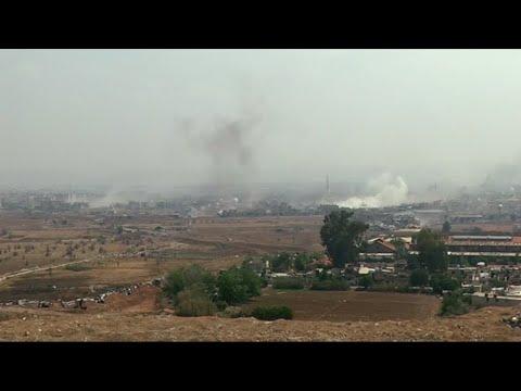 مواجهات في الشرق والجنوب بسوريا ضد تنظيم داعش  - نشر قبل 3 ساعة