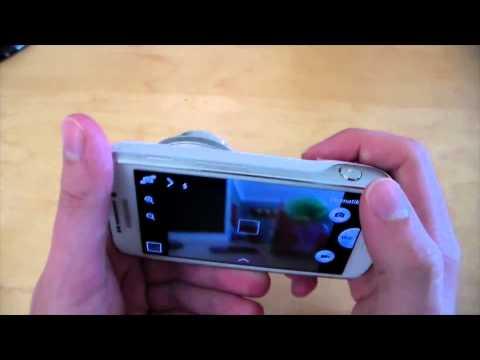Samsung Galaxy S4 Zoom İNCELEME türkce