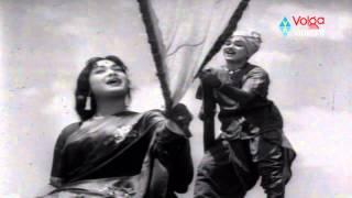 Mooga Manasulu Songs  Naa Paata Nee Nota Palakala Silaka  Akkineni Nageswara Rao Savitri