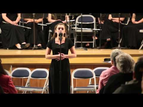 2015 Henry Hudson Regional School A cappella Choir
