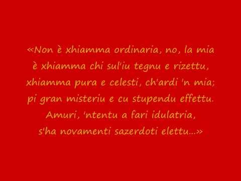 Sicilianu: lingua o dialettu?