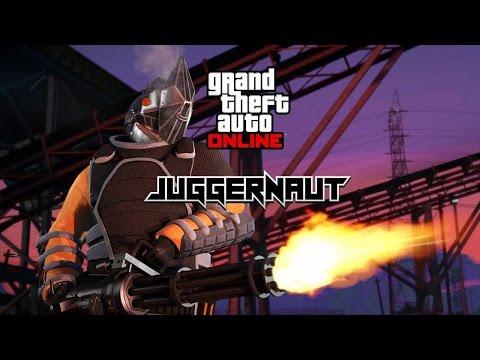 GTA V - Juggernaut! :)