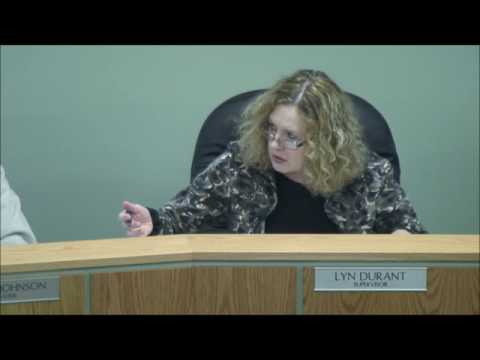 Marquette Township Work Session - Cost of Service Anaysis - February 15, 2017