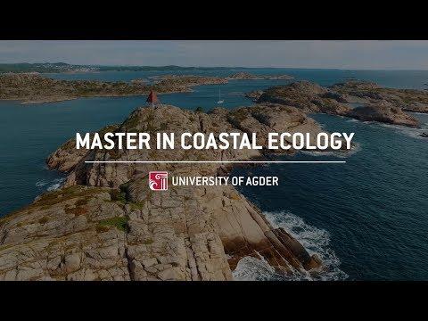 Master in Coastal Ecology - University of Agder