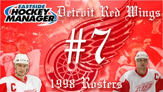 Playoffs! | Red Wings Eastside Hockey Manager - Ep. 7