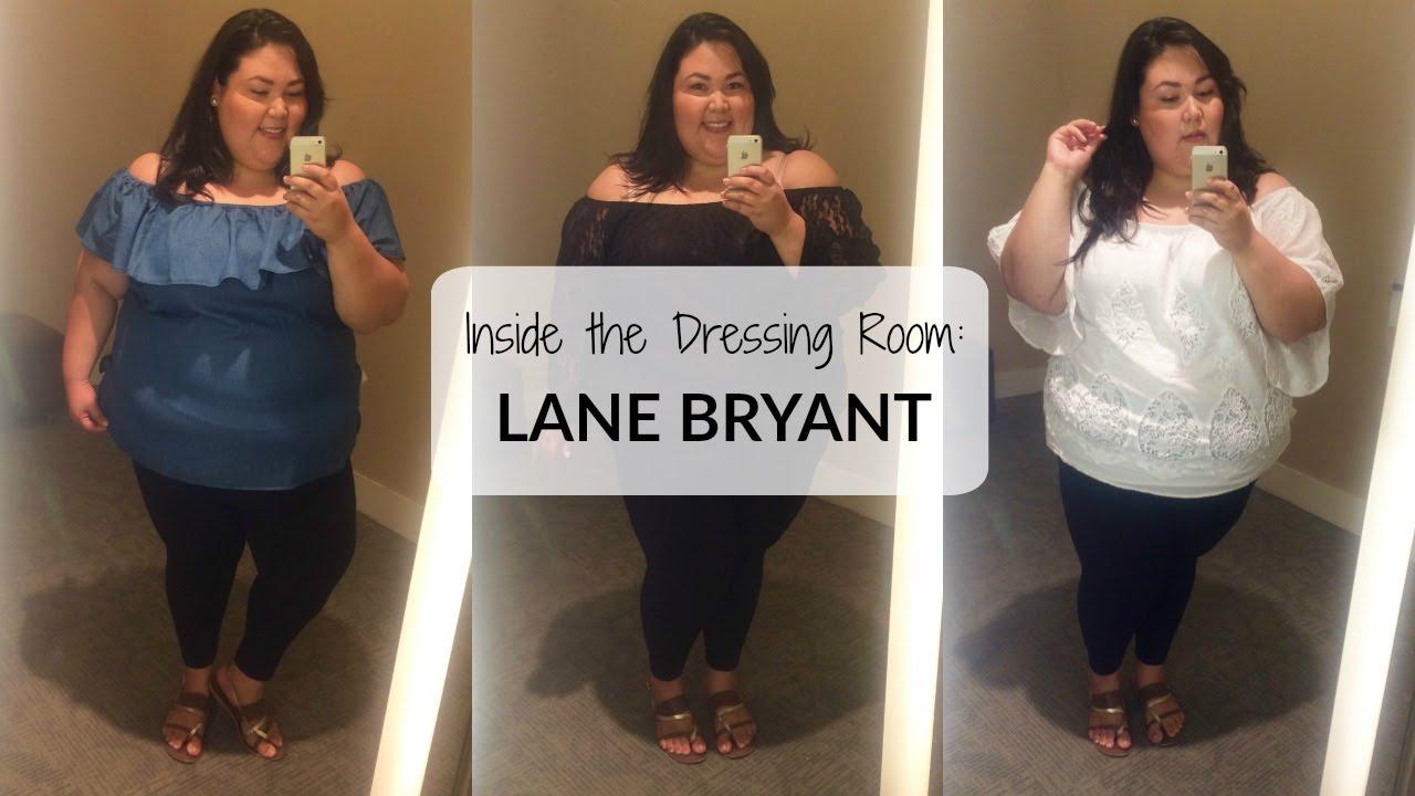 d1e216f84d549 Inside the Dressing Room  Lane Bryant Off The Shoulder Tops