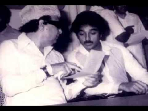 Image result for mgr and kamal haasan