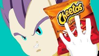 The Legendary Super Ghetto Saiyan! (DBZ Parody)