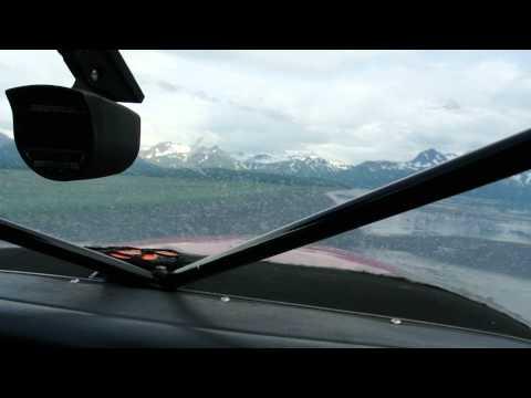 Hallo Bay - Beach Landing - Katmai Coast - Alaska (Homer Air) Brown Bears