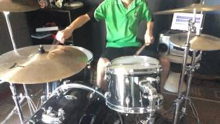 Burnout - Green Day | Drum Cover