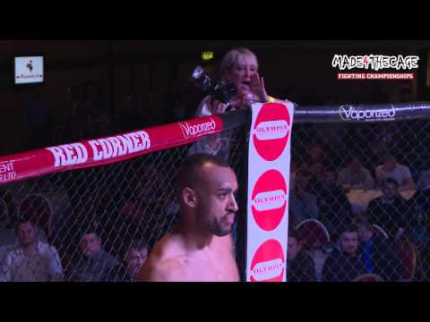 Made 4 The Cage 20  - Andy Cona VS Ash Davies