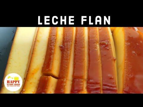 Leche Flan Recipe