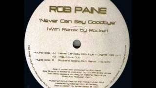 Rob Paine - Never Can Say Goodbye (Rocket dubmix)
