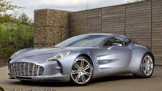 Классный Автомобиль!  Aston Martin One-77