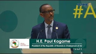 New Dawn For Africa: President Kagame Opening the African Continent Free Trade Area (AfCFTA) Busines