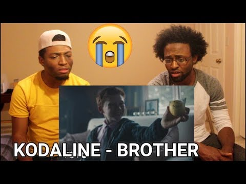 Kodaline - Brother  (BROTHER REACTION)