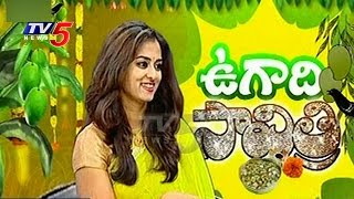 Heroine Nanditha Raj Special Chit Chat with TV5 | Savitri Movie | Ugadi Special | TV5 News