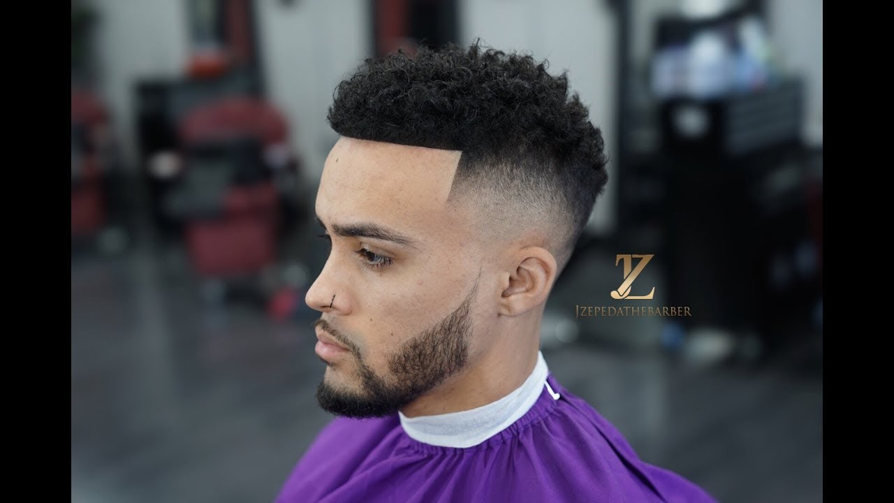 Barber Tutorial The Drop Fade Youtube