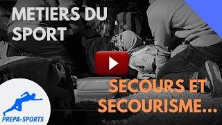 Secours et secourisme à PREPA-SPORTS