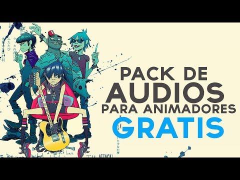 Pack de Audios