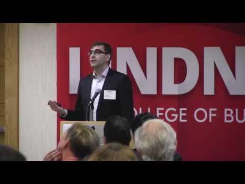 Mehmet Saglam – Lightning Round Research Presentation