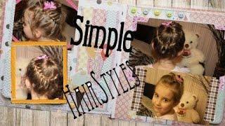 Простые и красивые прически на каждый день!!!! & Как сделать красивую прическу за 5 минут!!!!!(Привет!!!!! Сегодня Мы с Аришей решили показать вам, какие прически на каждый день наши любимые, они простые,..., 2015-12-10T10:21:45.000Z)