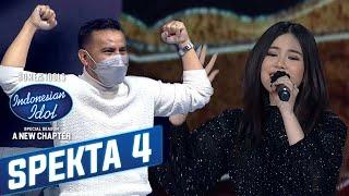 Lima Standing Ovation Untuk Los Dol Versinya Melisa   Spekta Show TOP 10 Indonesian Idol 2021