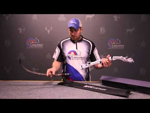 MK Archery Alpha Recurve Riser Review At LancasterArchery.com