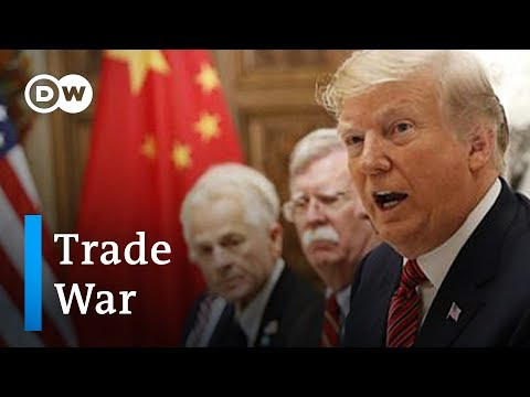 China vs USA: Who is going to win the trade war | DW News