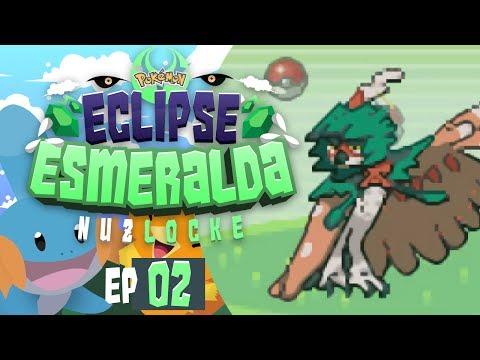 CAPTURA A DECIDUEYE!!?   Pokemon Eclipse Esmeralda #02