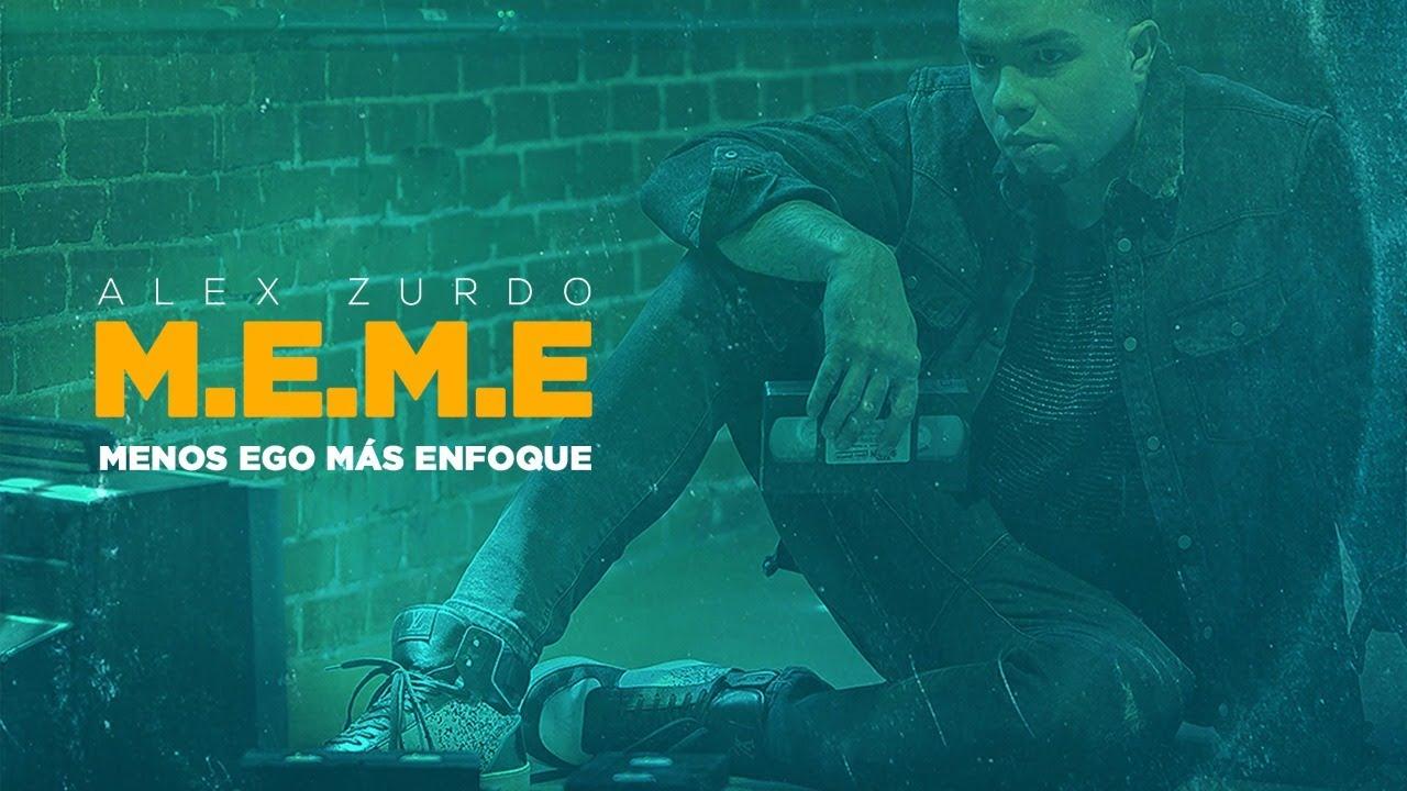 Alex Zurdo - M.E.M.E (Álbum Completo)