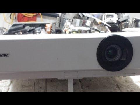Bắt Bệnh Máy Chiếu Sony Lên Tắt 4 Nháy | Máy chiếu sony lên tắt báo lỗi và cách kiểm tra