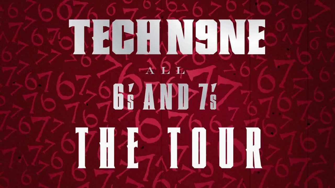TECH N9NE's INDEPENDENT GRIND TOUR w/ DIZZY WRIGHT & FUTURISTIC