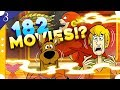 Top 10 Longest Animated Movie Series – The Most Cartoon Sequels!