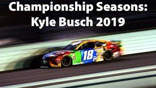Gambar cover Championship Seasons: Kyle Busch 2019