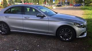 Mercedes Benz C220 w205 общее мнение об автомобиле(, 2017-12-03T18:46:53.000Z)