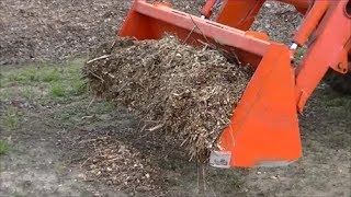Pt 1 Breaking WOOD CHIPS # 2 RULE. Can I MIX Fresh Wood Chips in a Raised Gardening Bed ?