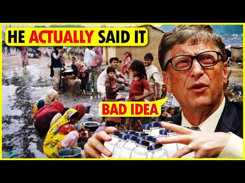 HOLY COW! Bill Gates Just Exposed Himself!