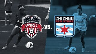 Washington Spirit vs. Chicago Red Stars