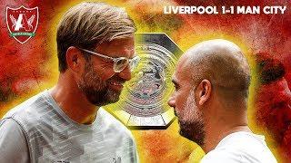 PLENTY OF POSITIVES | Liverpool 1-1 Man City Match Reaction
