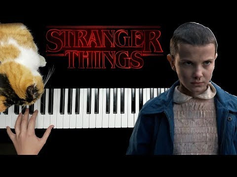 Stranger Things Opening Theme / Main Title || PIANO COVER