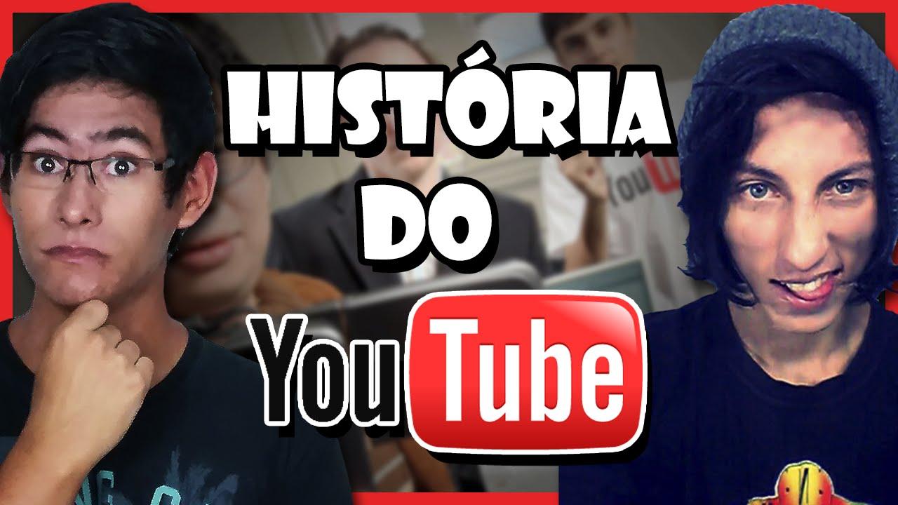 214da2a961c História do Youtube - Primeiro Vídeo e Sua Trajetória (ft. Naijo ...