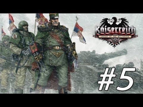 [5] Hearts of Iron IV - Kaiserreich - Kingdom of Serbia