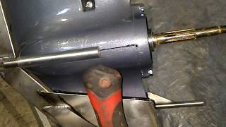Защита редуктора и винта лодочного мотора. Обзор. Установка.